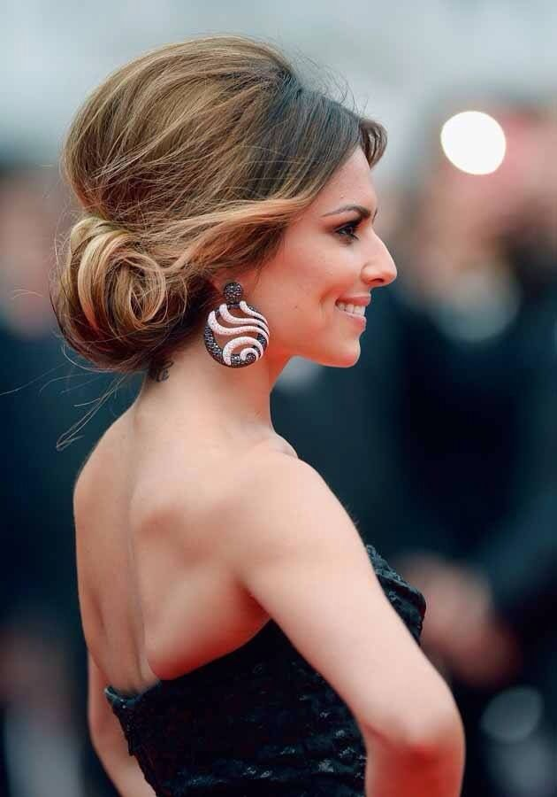 Enjoyable 1000 Images About Celeb Hair On Pinterest Bobs Updo And Hairstyles For Men Maxibearus