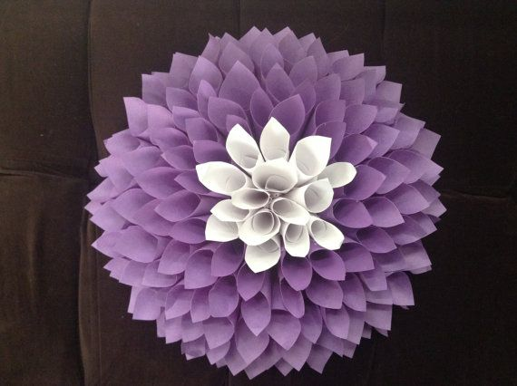 how to make paper cones for lavender