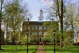 Ohio University; Athens, Ohio