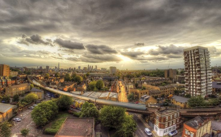 London City Skyline 2015 HDR by Michael Ngoc Nguyen on 500px
