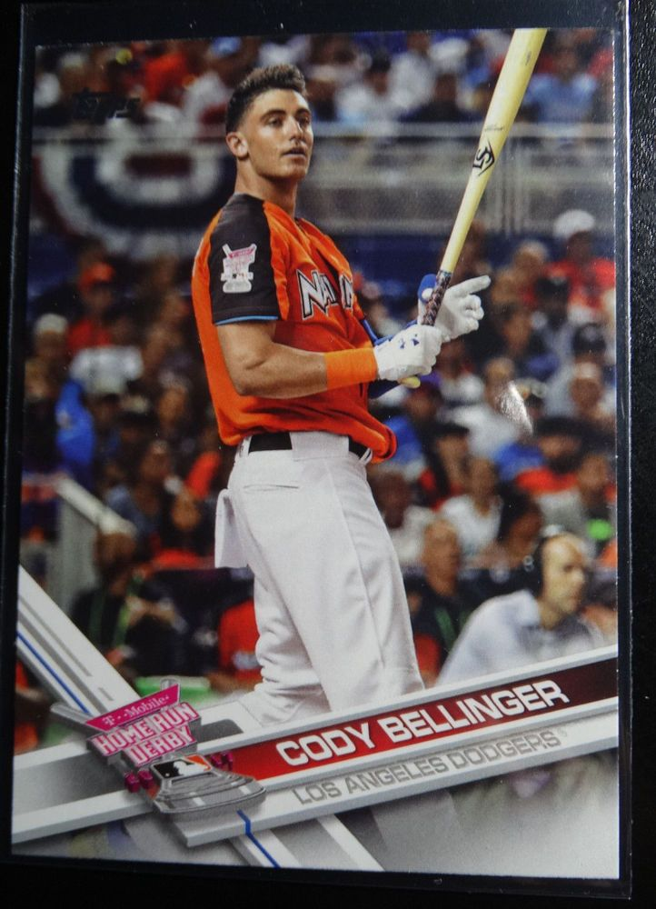 Details About 2017 Topps Update Series Us300 Cody Bellinger
