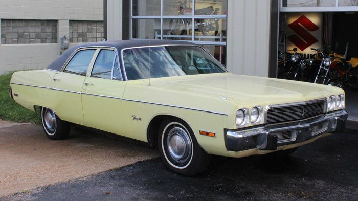 What A Survivor! 1973 Plymouth Fury III - http://barnfinds.com/what-a-survivor-1973-plymouth-fury-iii/