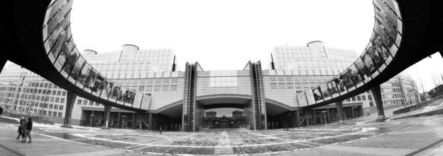 The European Parliament - Brussels  Parlament Europejski - Bruksela