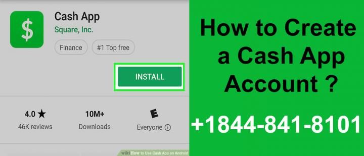 Create a Cash App Account with the help of the Cash_App