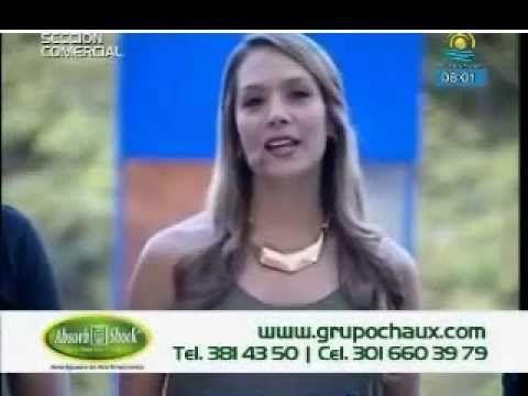 """ABSORB SHOCK ® La Solución definitiva al Problema de las Vías en mal estado. Programa """"Amaneciendo"""" en Telepacifico."""