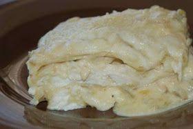The Matthews' Menu: Green Chili Chicken Lasagna and Carino's Italian Nachos