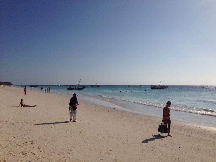 Beaches of Zanzibar