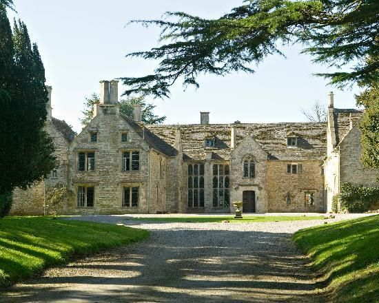 Chavenage House, Tetbury, Gloucestershire. Trenwith House in Poldark. Candleford Manor in Larkrise To Candleford,   Tess of the D'Ubervilles