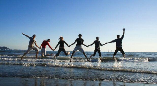 ¿Qué sería de los viajes sin los amigos? Aquí 10 razones por las que es mejor ir con ellos