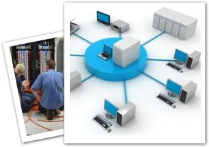There are numerous reasons for having a network, but effective communication is most probably the main one.  Networks are very useful for sharing data, printers, disk drives, etc from anywhere in the world.  Starbright offers network installations ranging from basic to advanced installations, along with upgrading existing networks.  We provide a guaranteed service to residential, office and corporate clients.  .