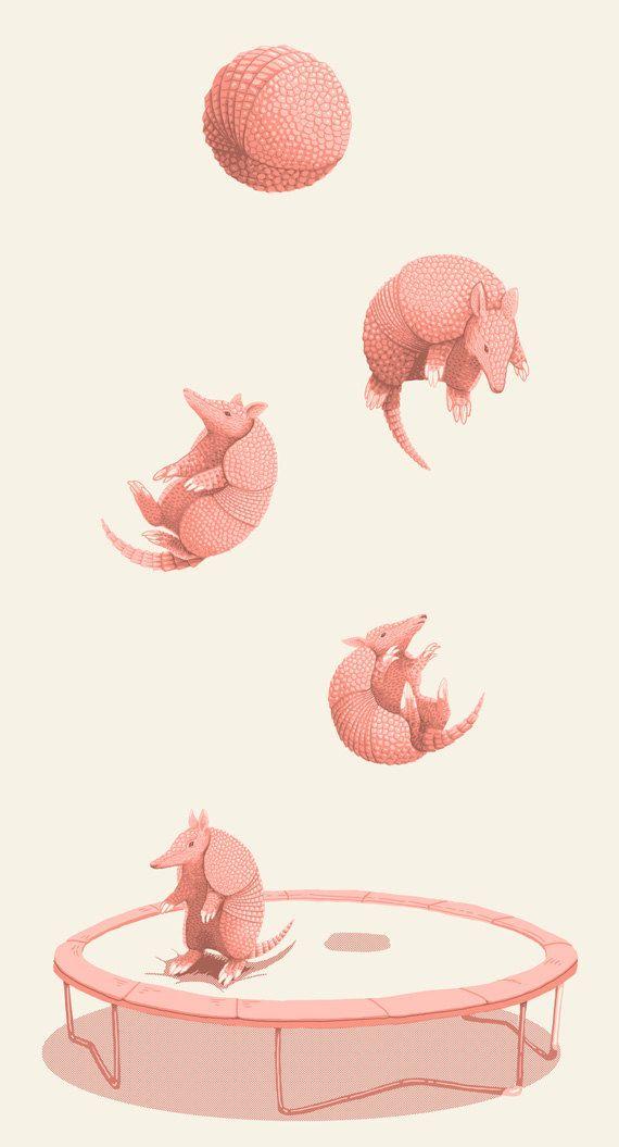 """""""Trampoline"""" by Jillian Nickell"""