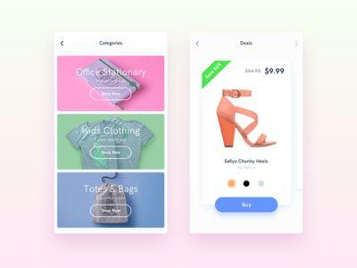 iOS Gui Kit - Vol 1 - Sneak Peek