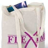 Get promotional shopping bag with you logo
