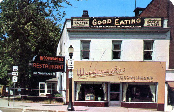 Woodworth's Restaurant Geneva NY
