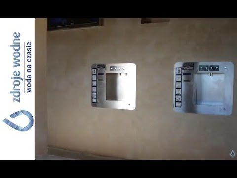 CITY WALL - miejska stacja wody