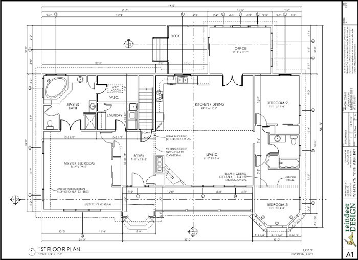 27 best title blocks images on pinterest title block for Construction plan drawing