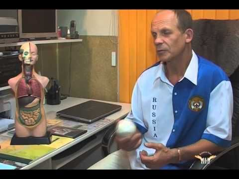 Старославянский массаж живота. А.Т. Огулов — Огулов А.Т. — видео