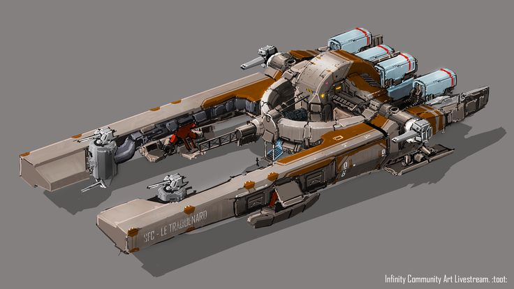 Infinity - Starfold Carrier concept by Tinnenmannetje on DeviantArt