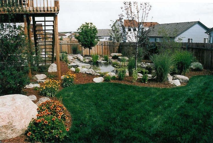 Colorado Springs Custom Landscaping