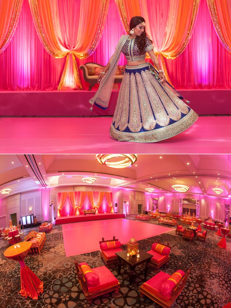 41 Best Indian Wedding Reception Images On Pinterest