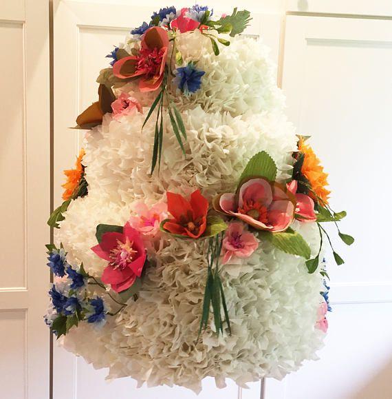 Crepe Cake Decoration