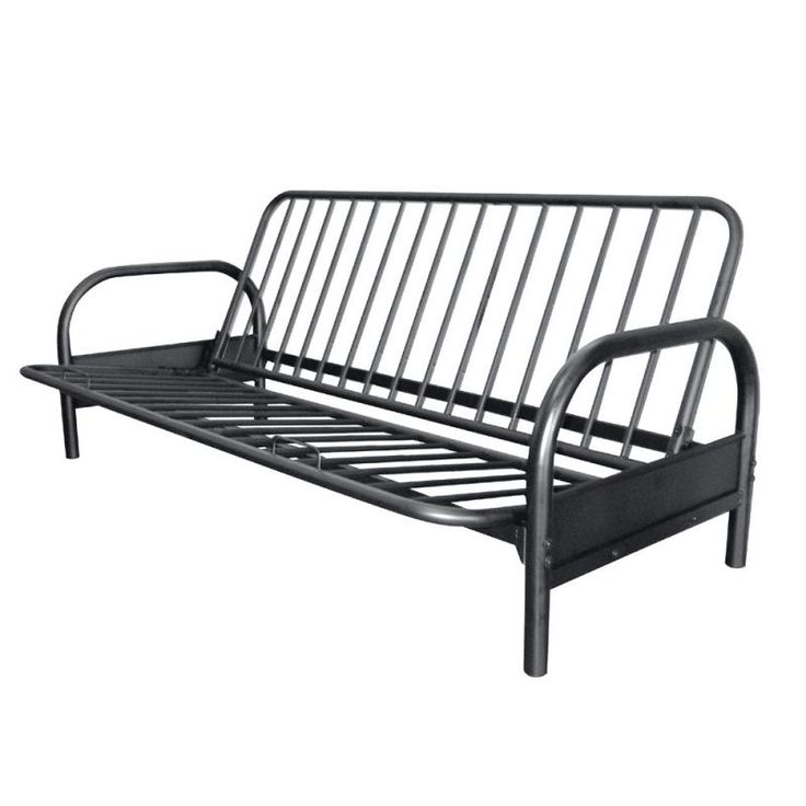 metal futon frame parts bing images