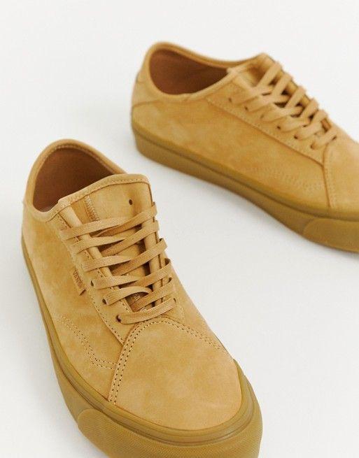 Vans Shoes Old Skool Shoes (SuedeBuck) Tobacco Brown