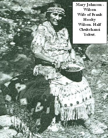 Yosemite Native history - Mary Johnson-Wilson Chuckchansi Yokut by Yosemite Native American, via Flickr