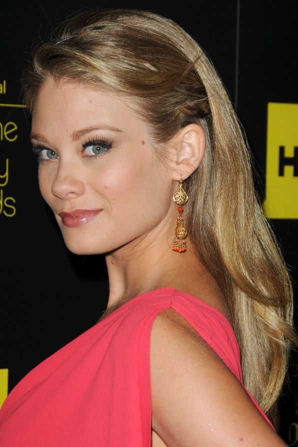 Kim Matula (Hope) at the 39th Annual Daytime Entertainment Emmy® Awards! Photo courtesy of JPI Studios.