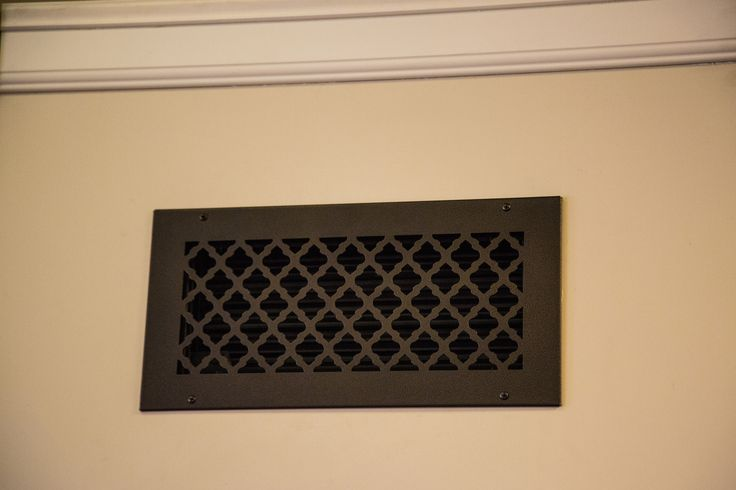 Heritage Decorative Vent Cover | Vent covers, Ceiling and Walls