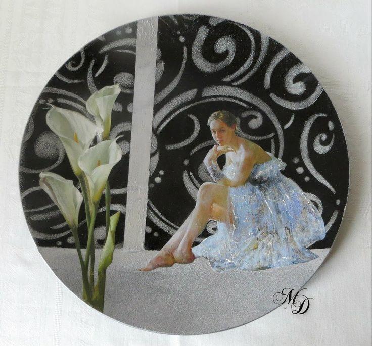 Silver dancer