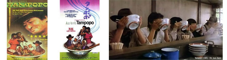 Japanese Cult Classic Film Tampopo – Food in Japanese Cinema Part 1