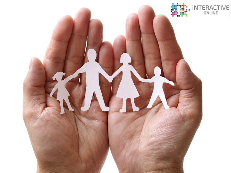 """Happy Family Day - """"The love of a family is life's greatest blessings."""""""