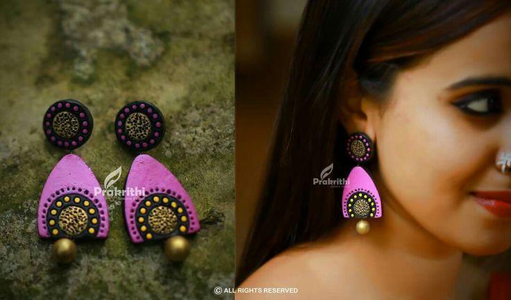 Prakrithi terracotta jewelry