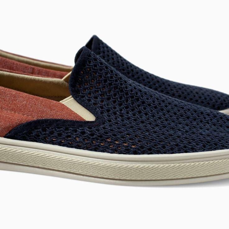 Mens Brown Slip On Boots Images Merino Wool Shirt