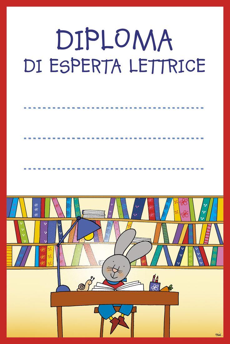 Diplomi lettore | Il Blog di Nicoletta Costa
