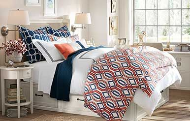 Pottery Barn Color Collections Brought To You By Sherwin-Williams