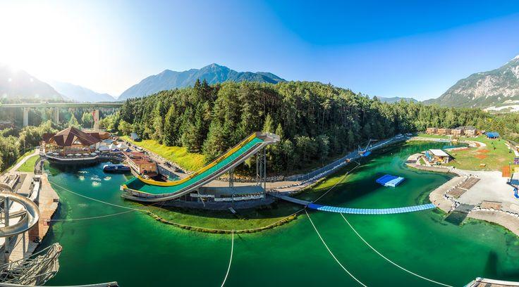 area 47 - extremer outdoor Abenteuerspielplatz in Österreich! da muss ich unbedingt mal hin