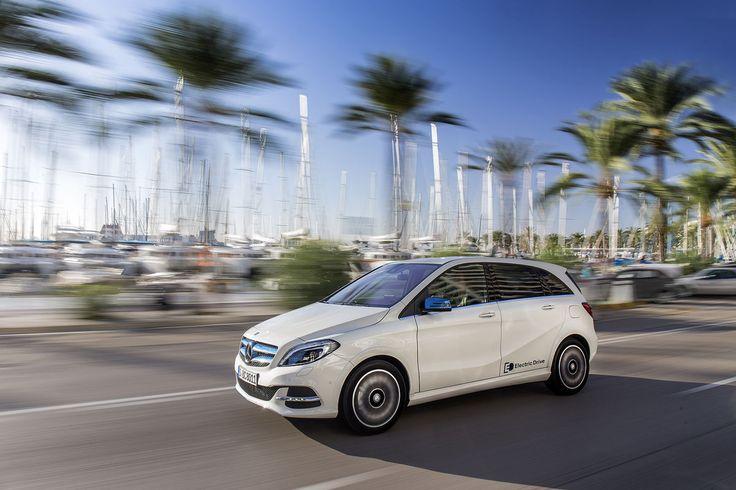 Mercedes Puts Tesla Technology Beneath Hood to Chase BMW