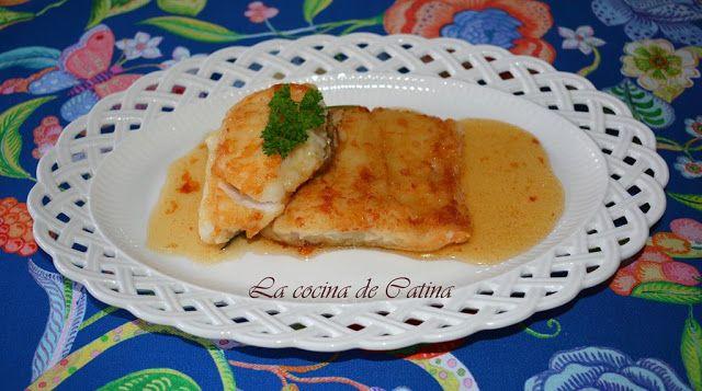 La cocina de Catina: Bacalao a la miel