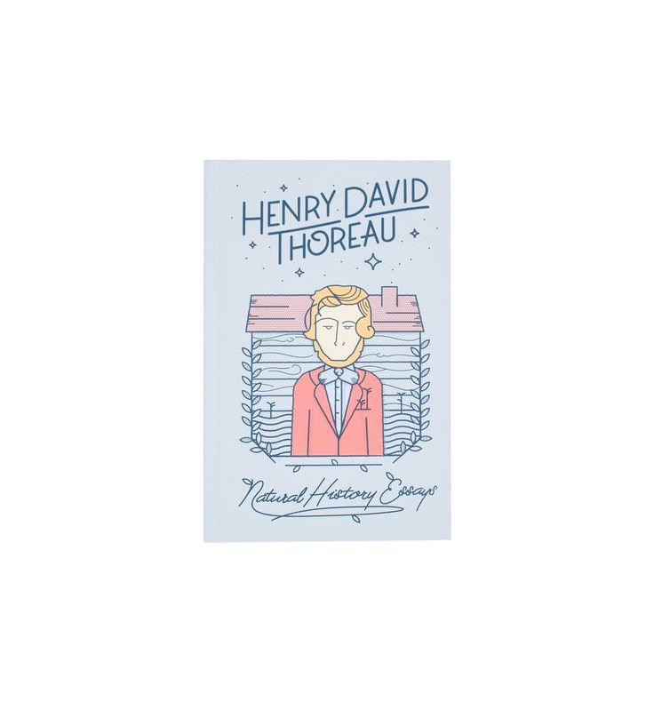 Henry David Thoreau Natural History Essays