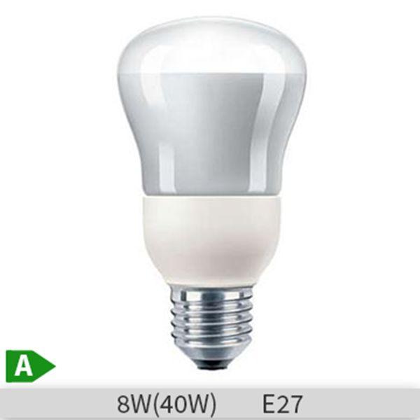 Bec economic Philips Downlighter ES 8W 827 E27 R60 http://www.etbm.ro/becuri-economice