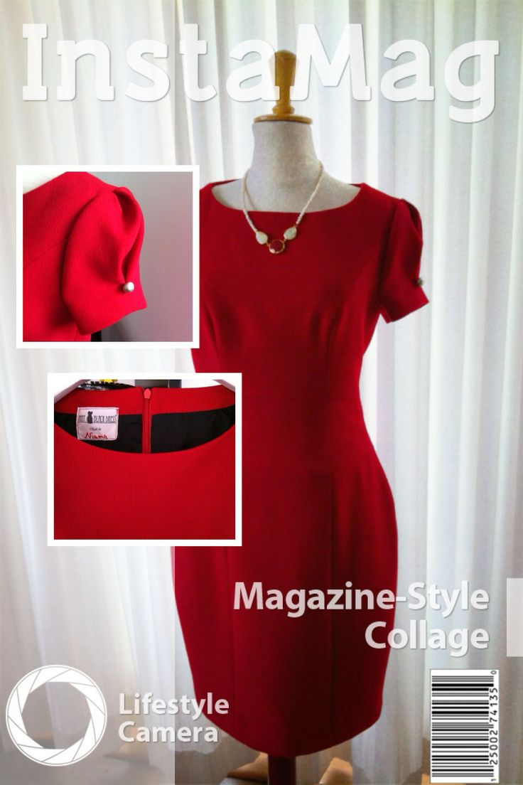 Red is the new Sexy! www.anyblackdress.com