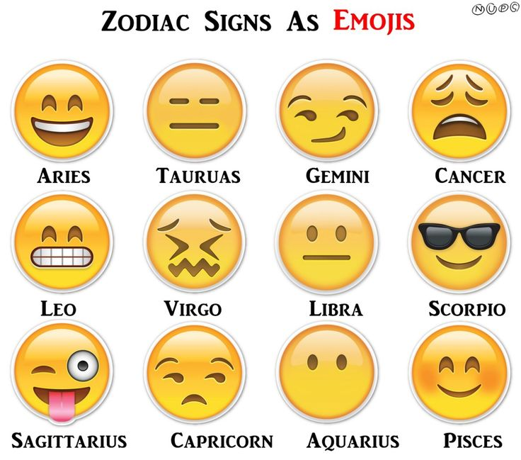 Zodiac signs too look at