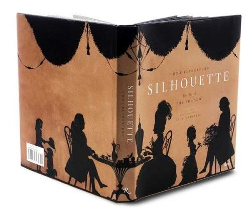 Book Cover Design Silhouette : Best images about antique and vintage silhouettes on