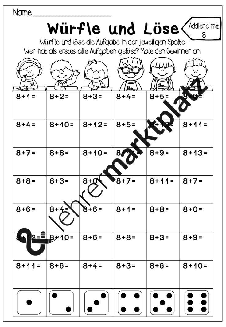 77 best Mathe in der Grundschule images on Pinterest | Elementary ...