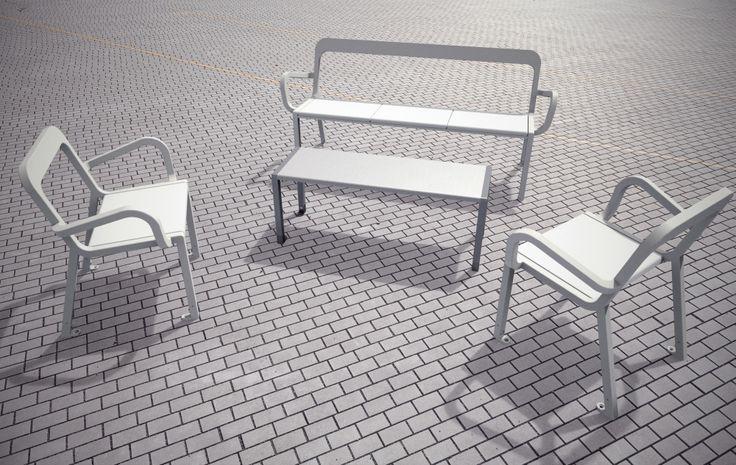 Les 31 meilleures images du tableau mobilier tf urban sur - Mobilier jardin d ulysse saint etienne ...