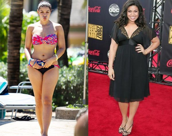 Jordin Sparks lost a massive 50 lbs through diet and running.