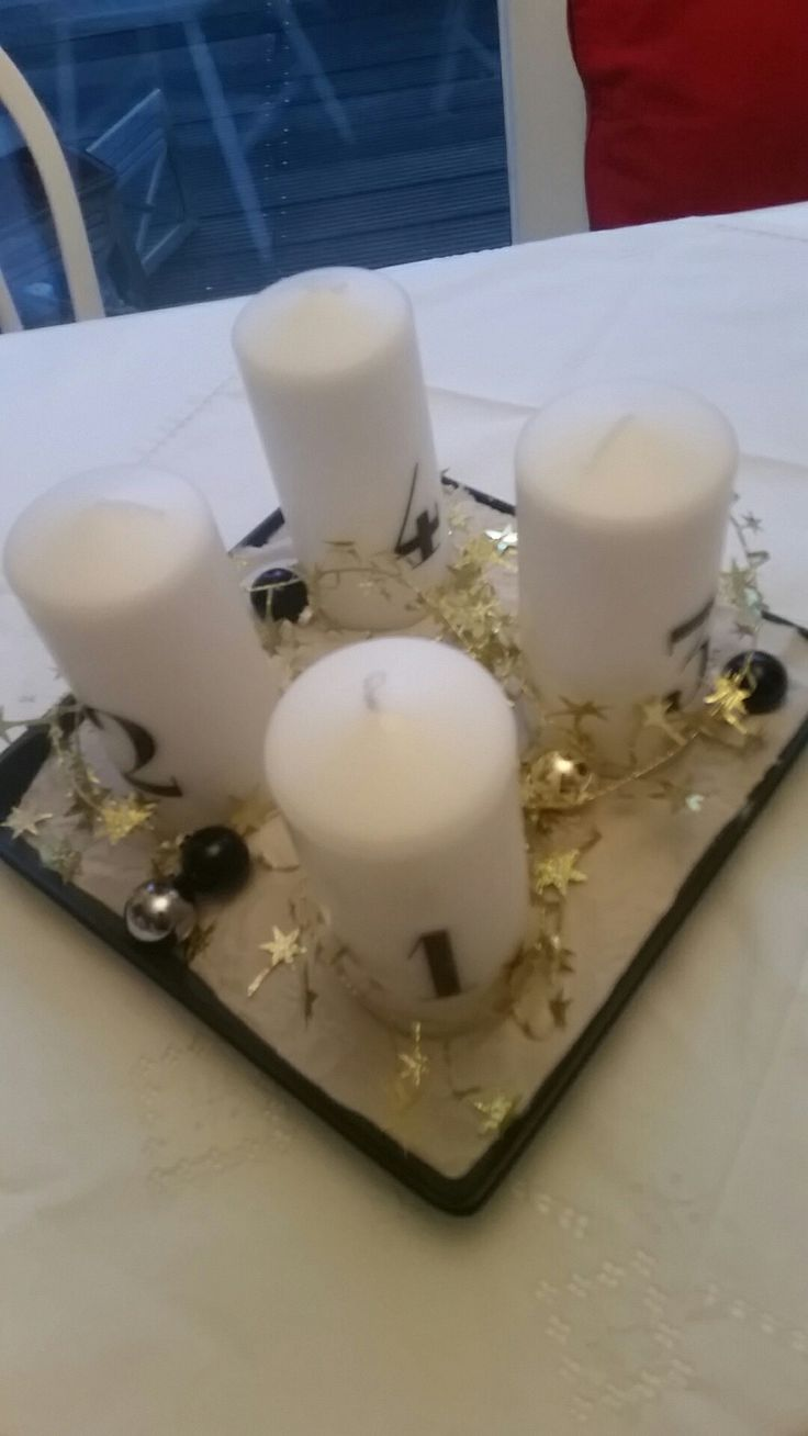 IKEA Kerzen ganz einfach umgewandelt