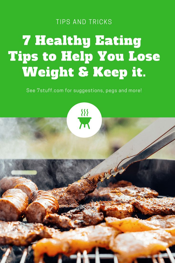Healthy eating tips for #weightloss
